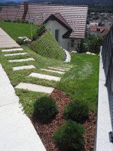 namakalni sistem za travo cena