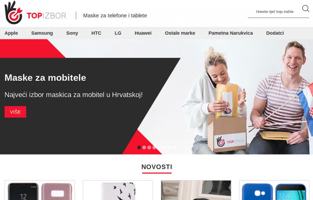 optimizacija trgovine hrvaški trg